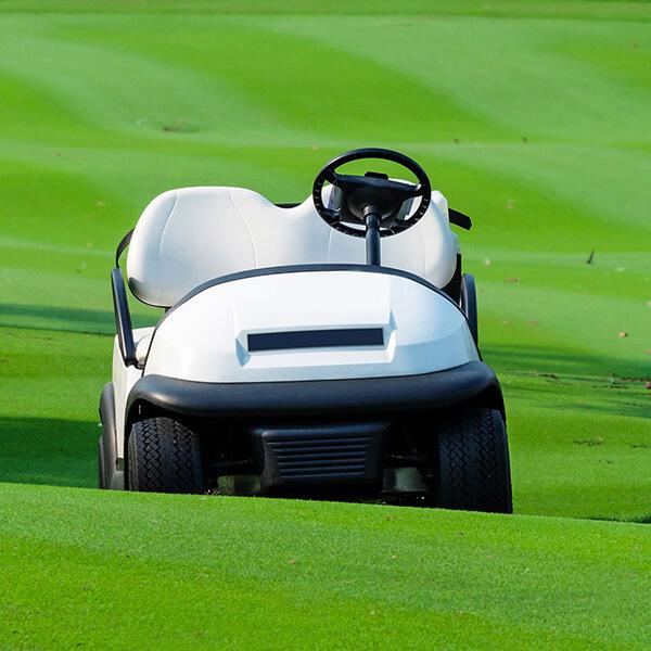 Golf batterij