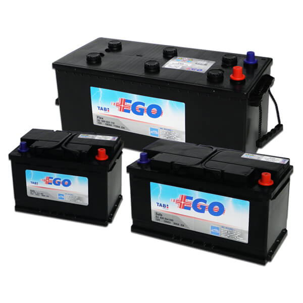 Startbatterijen