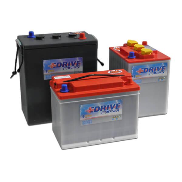 Tractiebatterijen