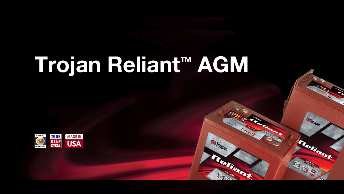 Trojan Reliant AGM