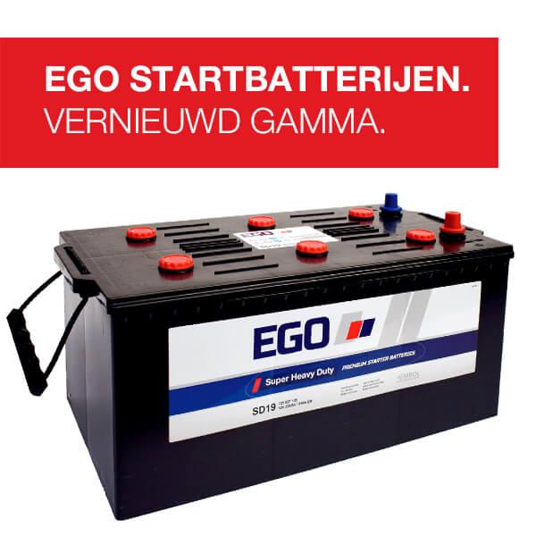 EGO Startbatterijen
