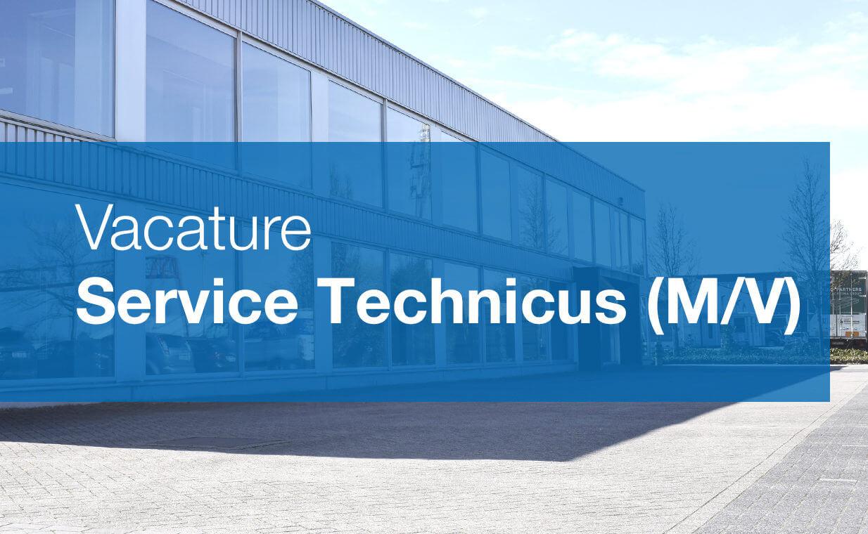 Vacature Service Technicus